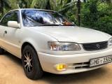 Toyota Corolla AE110 REVERE 2000 Car