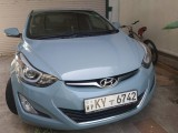 Hyundai Elantra GLS 2014 Car