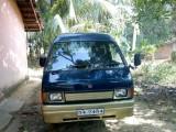 Mazda Bongo 1989 Van