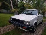 Nissan MARCH K10 1985 Car