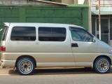 Toyota toyota Regius 1999 Van