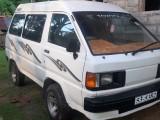 Toyota lite ace 1989 Van