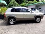 Hyundai Tuscon 2005 Jeep