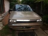 Mitsubishi Lancer c12 1985 Car