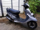 TVS Scooty Pep 2007 Motorcycle