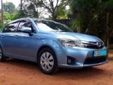 RENT A CAR-TOYOTA AXIO HYBRID CAR