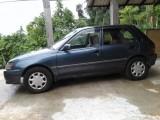 Toyota Starlet 1994 Car