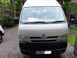 Toyota KDH 200 HIGH ROOF 2005 Van