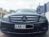 Mercedes Benz C230 2008 Car