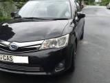 Toyota Axio 2014 Car