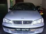 Nissan Sunny N 16 2000 Car