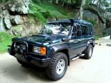 Isuzu trooper 1987 Jeep