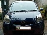 Toyota Vitz KSP 90 2008 Car