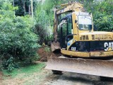 CAT 308 CR Excavator (80)  Excavation