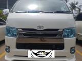 Toyota KDH201 2017 Van