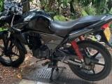 Honda CB Twister 110cc 2014 Motorcycle