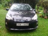 Toyota Aqva 2012 Car