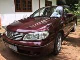 Nissan N17 Super Saloon 2004 Car