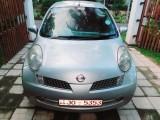 Nissan MARCH K12 2003 Car