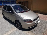 Chevrolet AVEO UVA 2008 Car