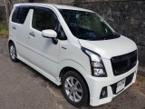 Suzuki Wagon-R Stingray 2017 Car