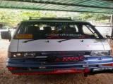 Mitsubishi Delica 1990 Van