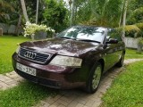 Audi A6  PETROL MANUAL 2001 Car