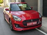 Suzuki Swift RS Turbo 2017 Car