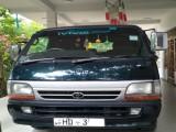 Toyota Dolphin 113 1998 Van