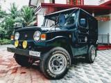 Daihatsu traft f50 1979 Jeep