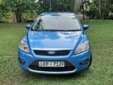 Ford Focus Ghia 2011 Car