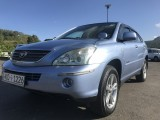 Toyota Harrier Hybrid 2008 Jeep