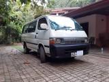 Toyota LH 114 1996 Van