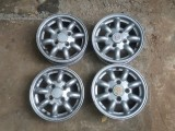 12  Original Alloy Wheels
