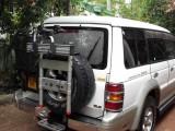 Mitsubishi intercooler 1992 Jeep