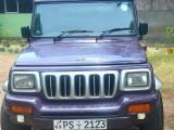 Mahindra Maxi Truck 2011 Lorry