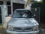 Nissan March 2000 Car