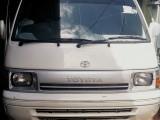 Toyota Hiace Dolphin 1992 Van