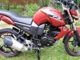 Yamaha Fz 2014 Motorcycle