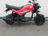 Honda navi 2019 Motorcycle