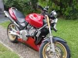 Honda Hornet 2017 Motorcycle