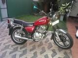 Suzuki GN 2017 Motorcycle