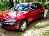 Peugeot 306 1996 Car