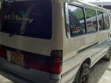 Toyota Lh113 dega modul 1991 Van