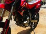 Honda XR 250 2005 Motorcycle