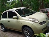 Nissan March 2005 Car