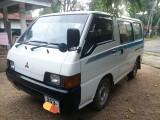 Mitsubishi DELICA 1994 Van