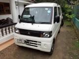 Mitsubishi mini cab 2011 Van