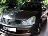 Nissan Bluebird G11 2010 Car
