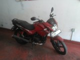 Hero Glamour 125 EFI 2012 Motorcycle